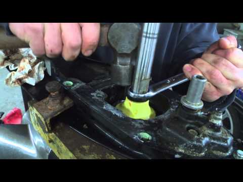 How to Replace an Outboard Water Pump