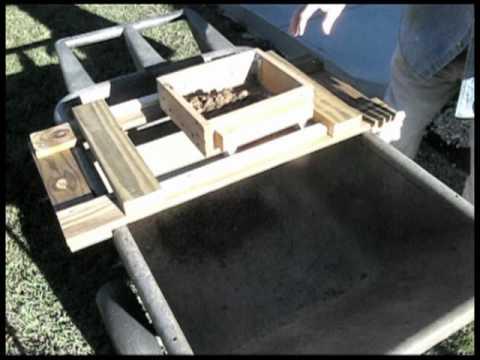 Soil Sifter - Cheap. Easy. Effective