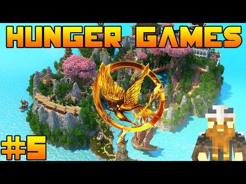 Minecraft - Hunger Game - Un server molti Figo ! #5 w/Metano007