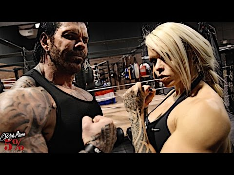 RICH PIANA VS LARISSA REIS