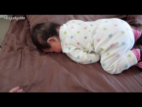 Baby Faceplant - february 15, 2013 - itsjudyslife vlog