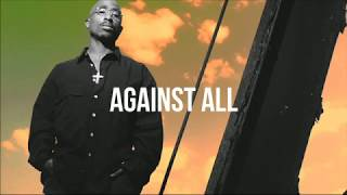 FREE DOWNLOAD 2PAC BEAT -  AGAINST ALL [Untagged Version] produced by KRYPTIC SAMPLES