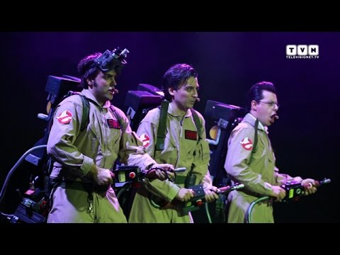 Ghostbusters Live - The Eighties' Rock Musical - Gli acchiappafantasmi dal cinema al teatro