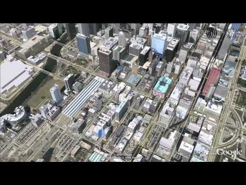 Chicago Data Center Market Flyover