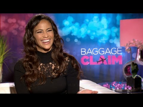 Baggage Claim Interviews: Paula Patton, Derek Luke, Taye Diggs, La La Anthony, Boris Kodjoe & More! video