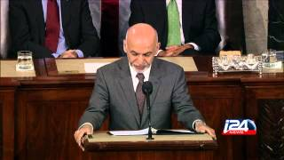 video Afghanistan's Ghani in Iran.