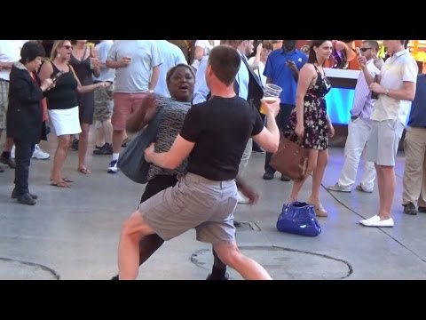 Dirty Dancing At Fremont Street Experience Downtown Las Vegas