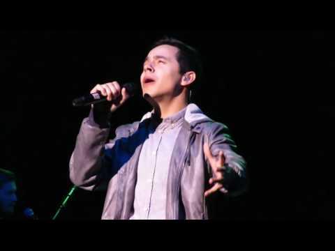 David Archuleta - Tarzan Medley - 11.03.16