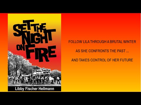 SET THE NIGHT ON FIRE -- A THRILLER