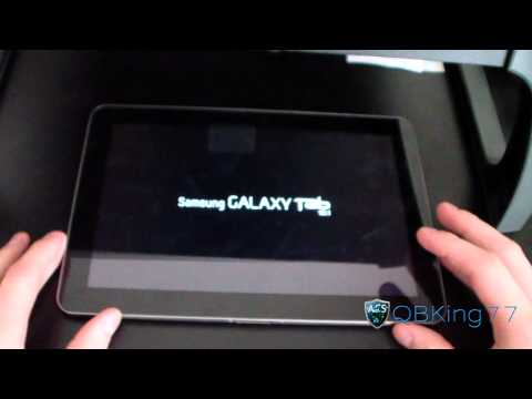 How to Unroot / Unbrick the Samsung Galaxy Tab 10.1 Wifi Only