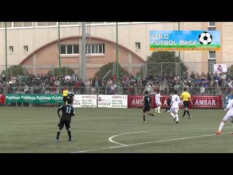 Torneo Cesaraugusta 2014 Cadete división de Honor Real Madrid / Celta de Vigo