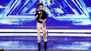 Download Lagu Cher Lloyd - Turn My Swag On (Audition) HD Gratis STAFABAND