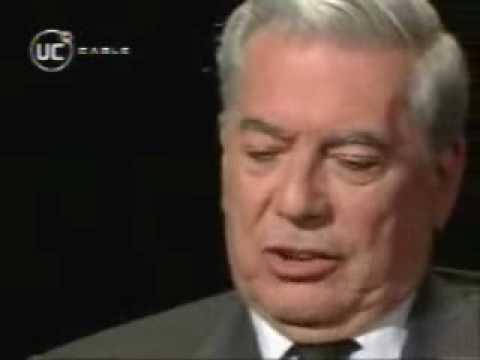 Premio Nobel. Mario Vargas Llosa 2-7