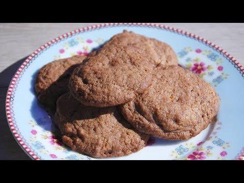 Юлия Высоцкая — Апельсиновое печенье с шоколадом