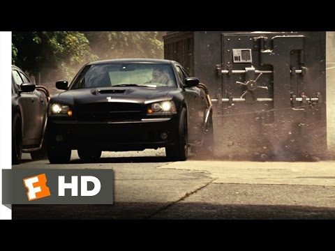 Fast Five (9/10) Movie CLIP - Taking The Vault (2011) HD
