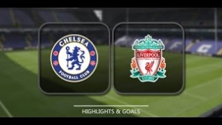 Chelsea vs Liverpool 1-3 || 31 October 2015 || Premier League round 11