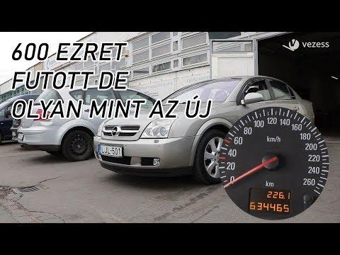 Ez az Opel 600 000 kilométer felett olyan mint az új - ÉRTÉKBECSLŐ