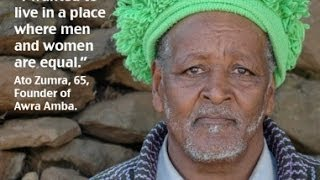 Awra Amba - A remarkable story about a unique rural community in Ethiopia