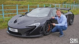 THIS is the McLaren P1! | REVIEW
