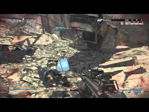 ▶ Call of Duty Ghosts Xbox