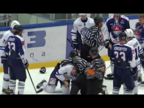 Торпедо-Динамо Минск драка
