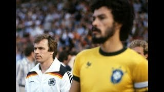Sócrates Vs Germany (1981) // The Doctor