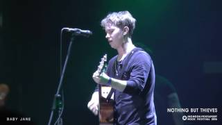NOTHING BUT THIEVES - If I Get High @ Incheon Pentaport Rock Festival 2016