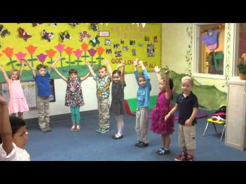 Village Preschool Spring Tea Vid 3 - 05/24/2014