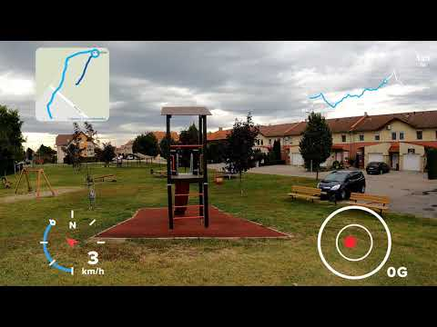Hero9 GPS test hypersmooth ON GPS data lost After 1:11