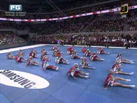 UE Pep Squad - 2012 UAAP Cheerdance Competition