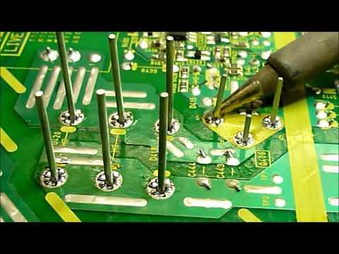 Panasonic TH-42PX75 80 TH-C42hD18 Dead TV Repair Fix TXN/P1XGTUS HNTUS LSJB1260 LSEP1260