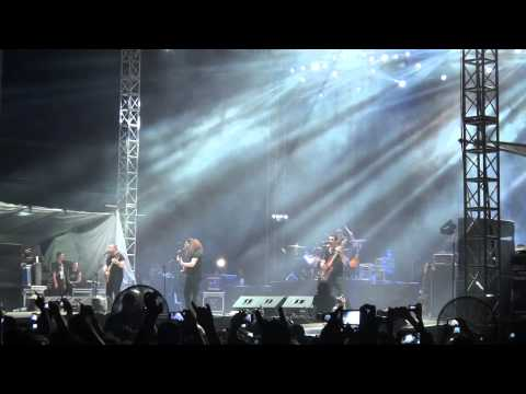 PULP Summer Slam 2013 Welcome Home by Coheed and Cambria