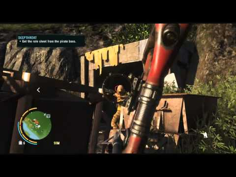 Far Cry 3 Stealth Walkthrough - Part 31: Deepthroat video