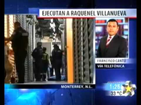 Raquenel Villanueva Ejecutada Video
