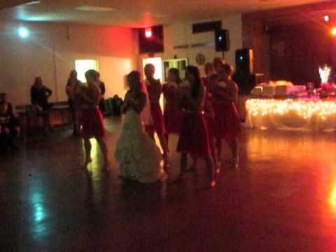 Pitch Perfect Wedding Dance