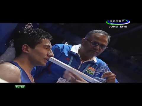 Jasurbek Latipov UZB vs Bisht Kavinder IND OCH 2017