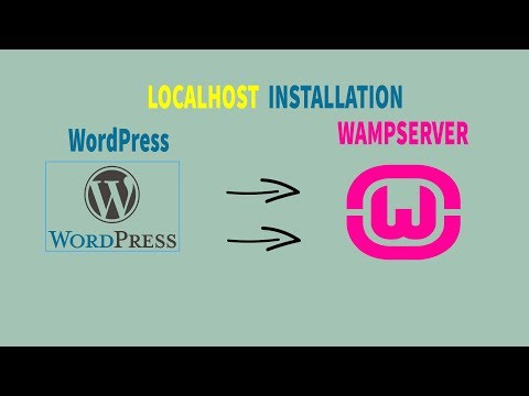How to install Wordpress using Wampserver ( LOCALHOST )
