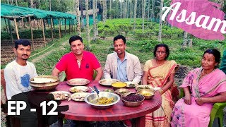 Sivasagar, Assam Tour | Episode 12 | Rang Ghar & assamese Traditional food