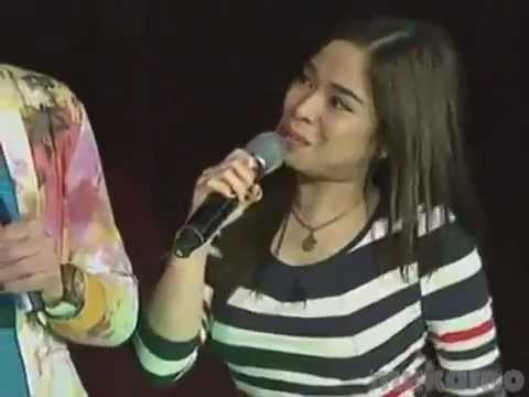 Stand Up Comedian Impersonates Angel Locsin