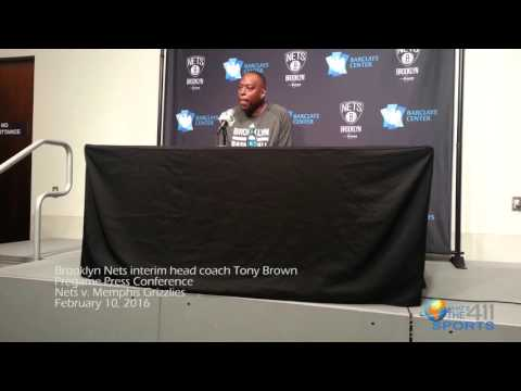 411SportsTV: Tony Brown on Marc Gasol Being Out of the Memphis Grizzlies' Line-up