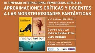 III Simposio Internacional 'Feminismos actuales' - Patricia Esteban Erlés