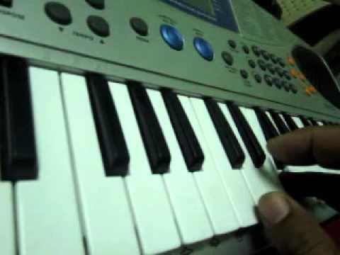 piano hindi song tu pyar ka sagar hai by mohit