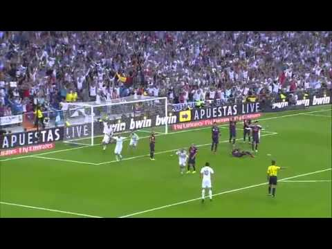 Liga BBVA 2014-2015 Derby Español Real Madrid vs Barcelona Jornada 9