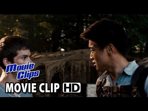 THE MAZE RUNNER 'Survive' Official Movie Clip (2014) HD