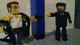 Die hard minimates lego stopmotion movie palz
