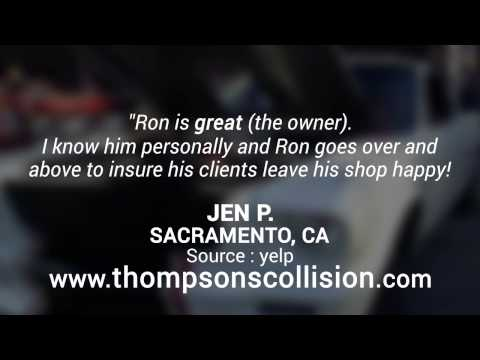 Thompson's S & S Auto Collision Repair Reviews