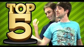 TOP 5 FUNNIEST MOMENTS OF SMOSH GAMES
