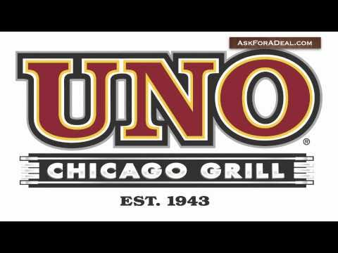 Uno chicago grill coupons youtube