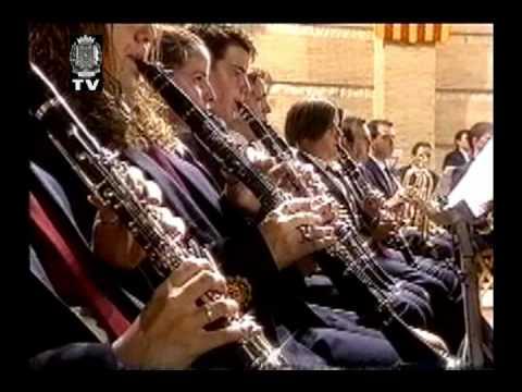 Mano a Mano 2001 - CIM LA Armonica Buñol - Ceremonial - II - Ferrer Ferran
