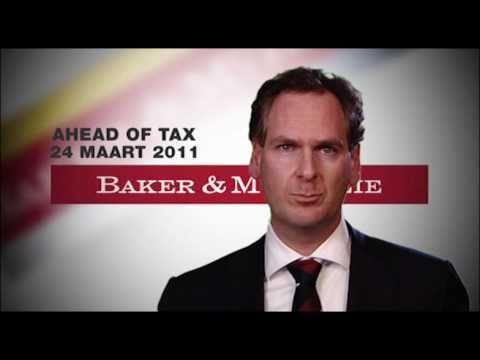Baker & McKenzie organiseert op donderdag 24 maart aanstaande voor de tweede keer het succesvolle seminar Ahead of Tax 2011. Tijdens Ahead of Tax bespreken d...